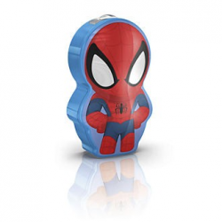 SPIDERMAN LATARKA LED 71767/40/16 PHILIPS - DISNEY