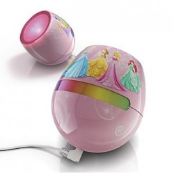 MICRO PRINCESS 71704/25/16 LIVINF COLORS - MINI PHILIPS