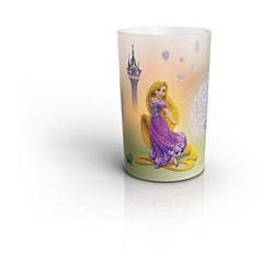 RAPUNZEL I SET 71711/03/16 LAMPKA CANDLES PHILIPS