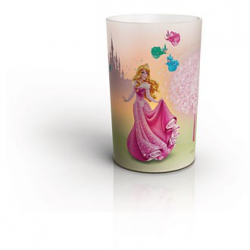 SLEEPING BEAUTY I SET 71711/25/16 LAMPKA CANDLE PHILIPS