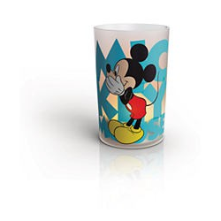 MICKEY MOUSE I SET 71711/30/16 LAMPKA CANDLES PHILIPS