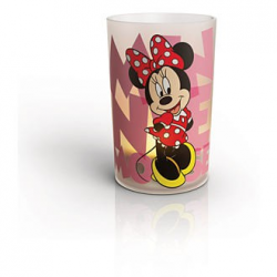 MINNIE MOUSE I SE 71711/31/16 LAMPKA CANDLE PHILIPS