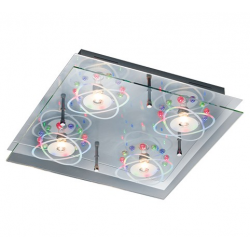 STAR PLAFON LED RGB 621010406 TRIO