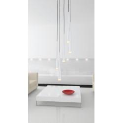 STYLO 5 LAMPA WISZĄCA MD1220A-5 WHITE AZZARDO