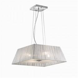 MISSOURI SP4 - IDEAL LUX - LAMPA WŁOSKA WISZĄCA