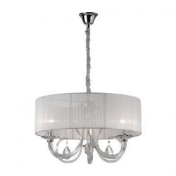 SWAN SP3 - IDEAL LUX - LAMPA WŁOSKA WISZĄCA