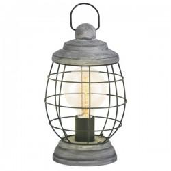BAMPTON 49289 LAMPA STOŁOWA EGLO VINTAGE
