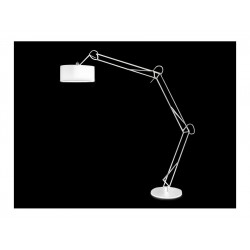BOSSE FL-13072 WHITE LAMPA PODŁOGOWA AZZARDO