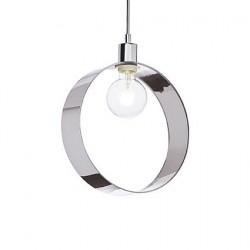ANELLO SP1 BIG CROMO 111834 LAMPA WISZĄCA IDEAL LUX