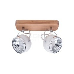 BALL WOOD LAMPA SUFITOWA DREWNO 5032274 SPOT LIGHT