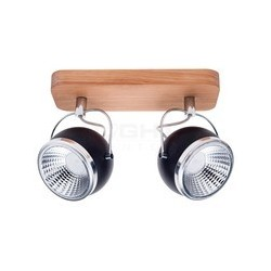 BALL WOOD LAMPA SUFITOWA DREWNO 5033274 SPOT LIGHT