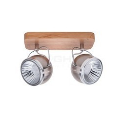 BALL WOOD LAMPA SUFITOWA DREWNO 5031274 SPOT LIGHT