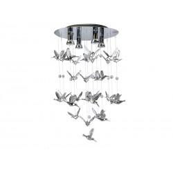 LAMPA WISZĄCA AZZARDO BIRDS MB-9090