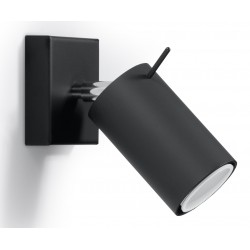 LAMPA NOWOCZESNA SOLLUX KINKIET RING 1 SL.0091