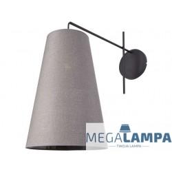 LAMPA NOWODVORSKI KINKIET ALANYA GREY 9371 WYSYŁKA 48H