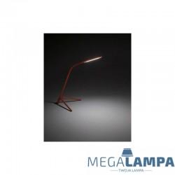 LAMPA BIURKOWA GEOMETRY CZERWONA 66046/32/16 PHILIPS