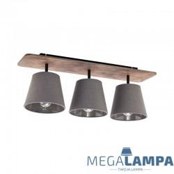 LAMPA SUFITOWA/PLAFON ABAŻUR 9717 NOWODVORSKI