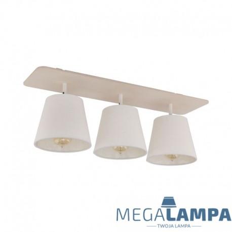 Lampa sufitowa plafon Novodworski Lighting Awinion White III 9281