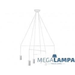 Lampa wisząca nowoczesna IMBRA WHITE IV 9676 Novidworski Lighting **Wysyłka 48H**