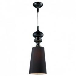 BAROCO LAMPA WISZĄCA AZZARDO AD7121-1 (BLACK)
