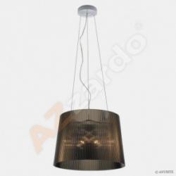 BELLA II LAMPA WISZĄCA AZZARDO V075 (BLACK)