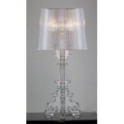 BELLA LAMPA STOŁOWA AZZARDO MA075S (CLEAR)