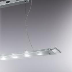 OFFICE 1 - IDEAL LUX - LAMPA WŁOSKA WISZĄCA