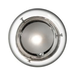 SMARTIES CLEAR AP1 - IDEAL LUX - WŁOSKA LAMPA PLAFON, KINKIET