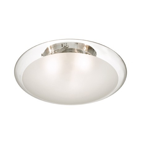 SMARTIES CLEAR PL3 D50 - IDEAL LUX - WŁOSKA LAMPA PLAFON