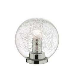 MAPA MAX TL1 D20 - IDEAL LUX - LAMPA WŁOSKA BIURKOWA NOCNA