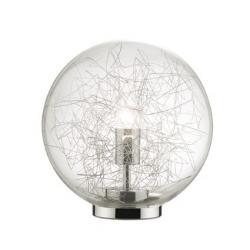 MAPA MAX TL1 D30 - IDEAL LUX - LAMPA WŁOSKA BIURKOWA NOCNA