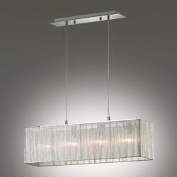 MISSOURI SB4 - IDEAL LUX - LAMPA WŁOSKA WISZĄCA