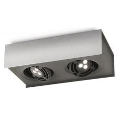 ARCITONE 57985/48/16 PHILIPS LAMPA SUFITOWA LED 2X7,5W