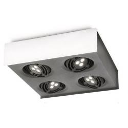 ARCITONE 57986/31/16 PHILIPS LAMPA SUFITOWA LED 4X7,5W