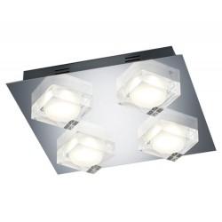 BROOKLYN PLAFON LED 623710406 TRIO