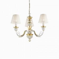 FLORA SP3 LAMPA WISZĄCA 52656 IDEAL LUX
