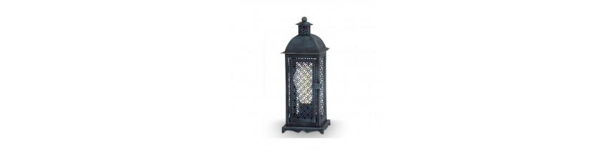 Lampa stołowa/ lampion