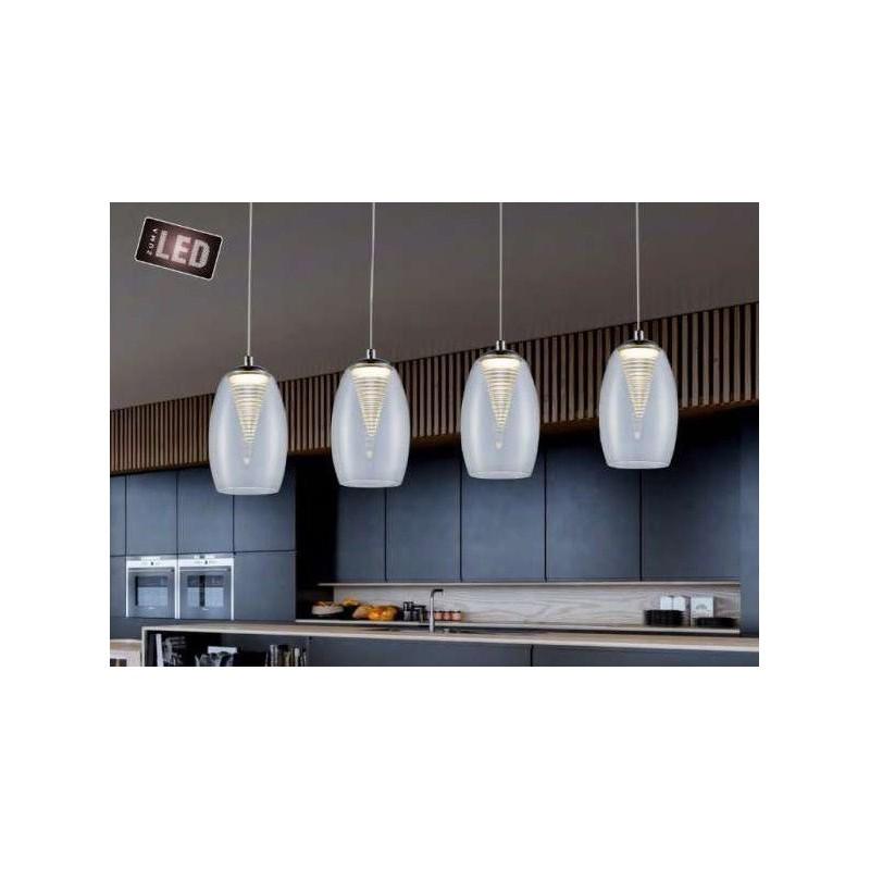 Lampa wisząca nad stół LED ENZO